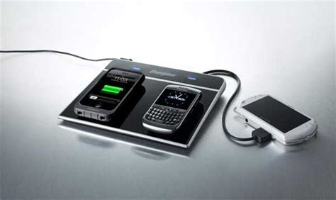 inductive phone charger energizer qi enabled 3 position inductive charger black ebay