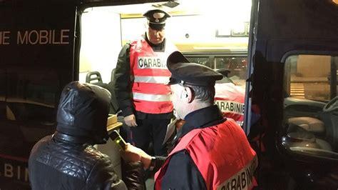 arresti a giardini naxos brillante operazione dei carabinieri arrestati vanaria e