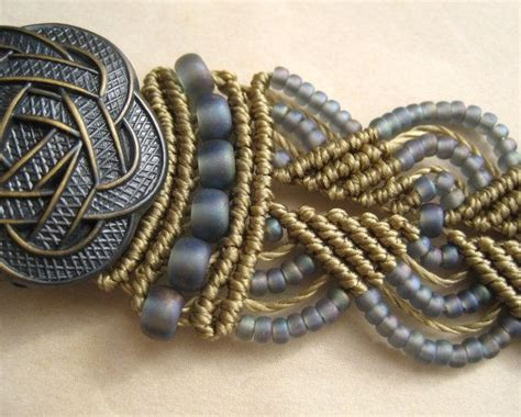 Macrame Knots Jewelry - 1565 best macrame images on