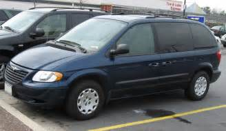 2002 Chrysler Voyager 2002 Chrysler Voyager Image 2