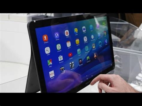 world s tablet samsung galaxy view tablet price spec