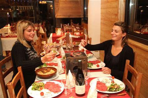 Restaurant Location de chalets aux Orres