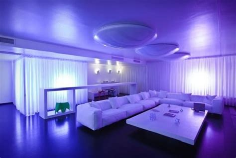 cool lights for apartment luxury apartments design with cool lighting