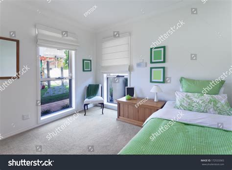beautiful bedrooms australia beautiful bedroom in luxurious australian house stock