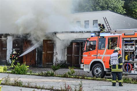 garage flensburg feuer zerst 246 rt mehrere garagen in der neustadt bos inside