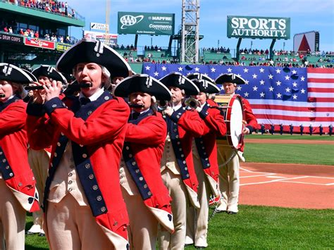 patriots day looking back at the history of patriots day in boston sosh