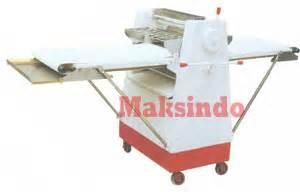 Jual Dough jual mesin dough sheeter pengepres adonan di surabaya