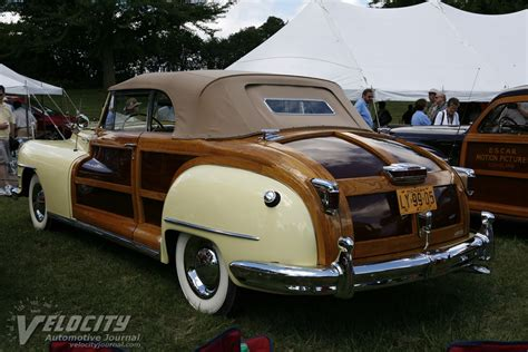 1947 Chrysler Town And Country by 1947 Chrysler Town Country Pictures