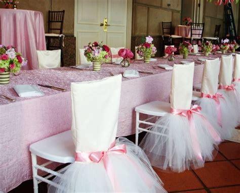 Table Shower Near Me by 25 Lindas Ideas Para Decorar Las Sillas De Tu