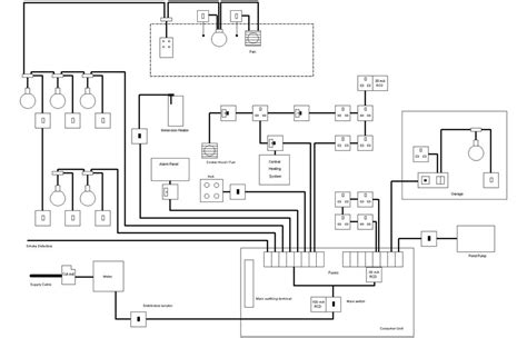 electrical wiring drawing for house electrical plans
