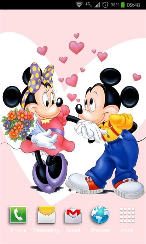 themes android minnie mouse free minnie mouse wallpapers apk download for android getjar