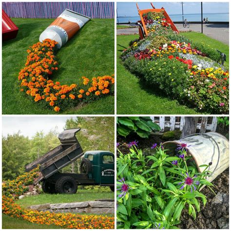 15 amazing spilling flower landscape design ideas remodeling expense