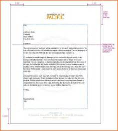 Letter Template Spacing by Letter Format Spacing Best Business Template