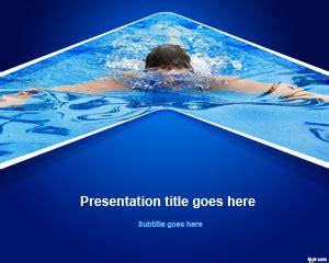 free swim powerpoint template