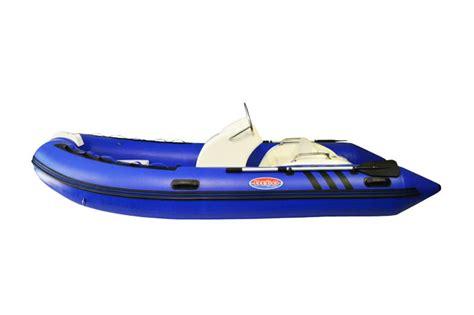 rubberboot met console rib met console en seat dbr390c debo watersport debo