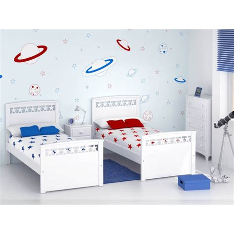 camas nido infantiles cama infantil estrellas con nido 24h gratis