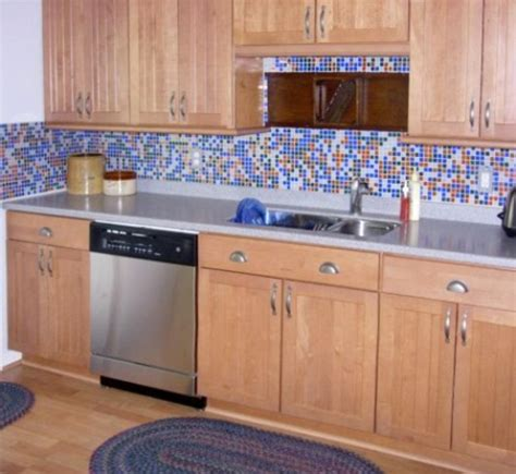 colorful kitchen backsplashes 36 colorful and original kitchen backsplash ideas digsdigs