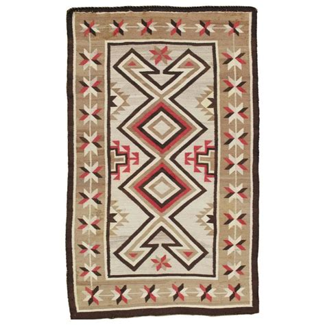 antique navajo rug antique navajo rug wool rug beige handmade rug for sale at 1stdibs