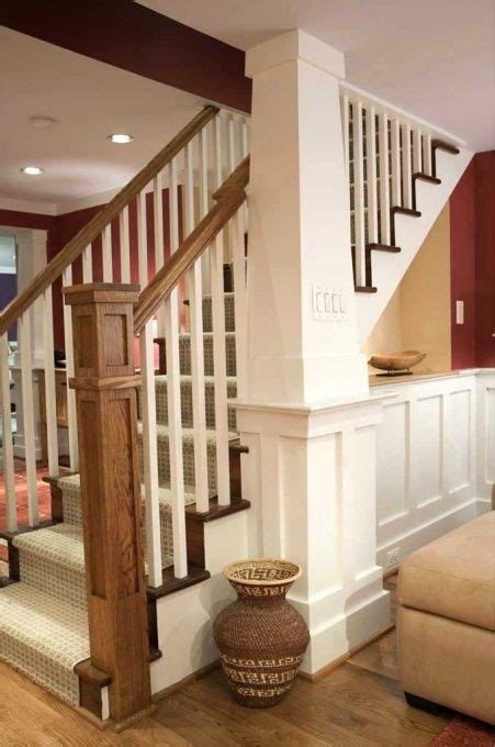 living room to basement stairs we a half open basement staircase we could do something like this to the road