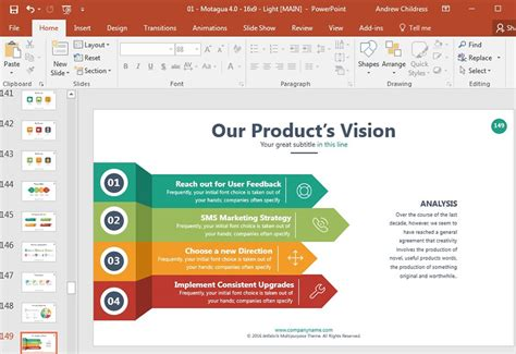 How To Make Professional Powerpoint Presentations With Templates Professional Looking Powerpoint Templates