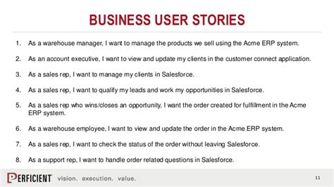 sle of user stories extend your salesforce investment with cloud integration