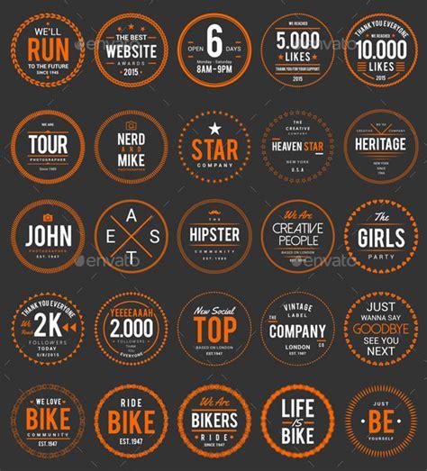 awesome logo badge templates pixel curse