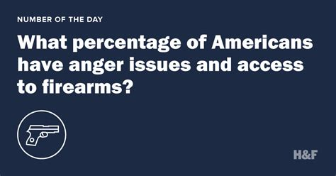 What Percent Of America Has A Criminal Record What Percentage Of Americans Anger Issues And Access To Firearms Hopes Fears