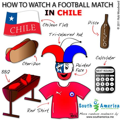 new year facts traditions how to a football match in chile south america me