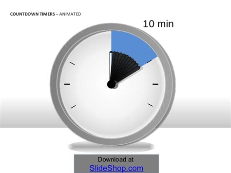 10 Min Countdown Timer Countdown Timers Animated