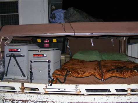 Camper Trailer Kitchen Designs by Show Us Your Camp Setups 4x4earth