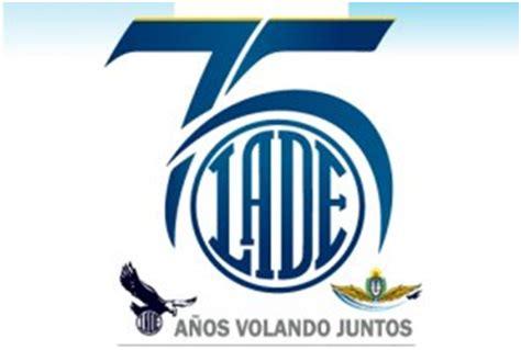 de maio lade anac 75 186 aniversario de lineas aereas estado lade