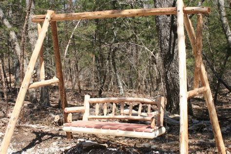 handmade swings 17 outstanding handmade porch swing designs