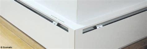radiateur plinthe chauffage central 2112 les plinthes thermiques solutions de chauffage d avenir