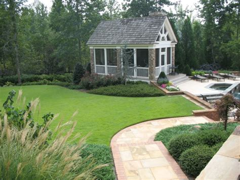 georgia backyard atlanta landscaping photos