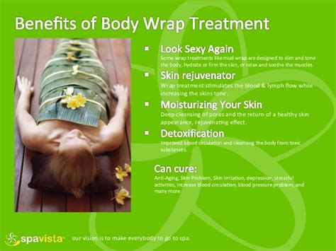 Detox Wrap Benefits by Spa Treatment Spa Health Benefits