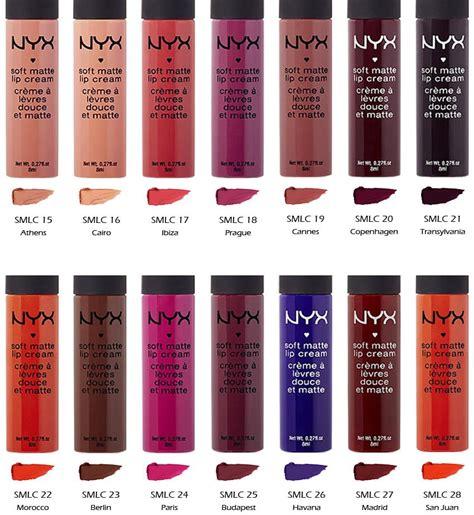 Nyx Matte Me Matte Lip 2 nyx soft matte lip smlc quot your 2 color quot