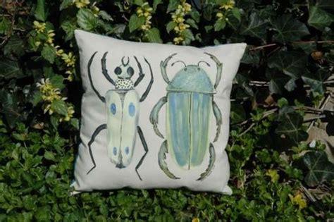 Bug Pillows eco conscious bug cushions bug pillows