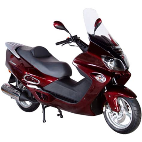 250cc yy250t a moped scooter