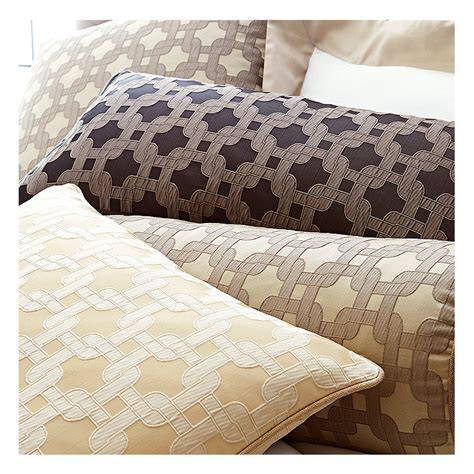 Geometric Comforter by Geometric Bedding Frontgate