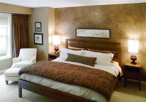 bedroom wallpaper feature wall  renovation ideas