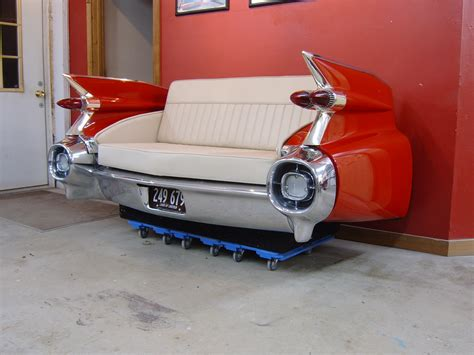 car sofas new retro cars restored classic car furniture and decor