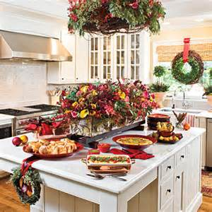Christmas Kitchen Ideas by Decorate With Wreaths Inside