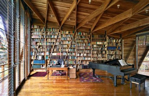 contemporary home design books 15 home library design ideas creating spectacular accent walls