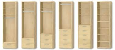 Storage Units For Closets by Closet Corner Shelving Units Closet Storage Units