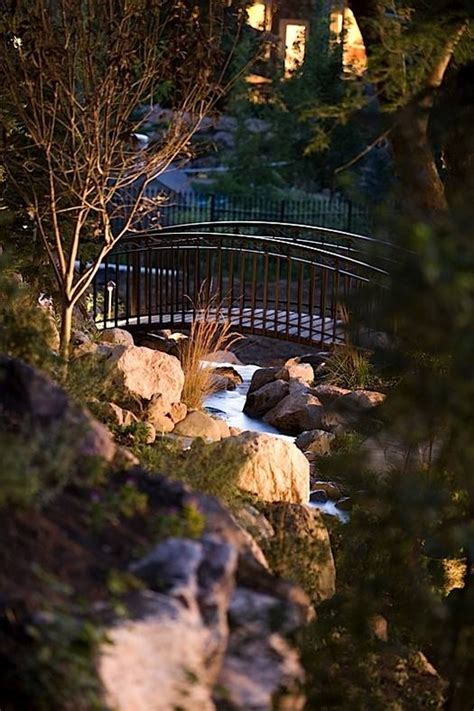 yard bridge 62 best images about little yard bridges on pinterest