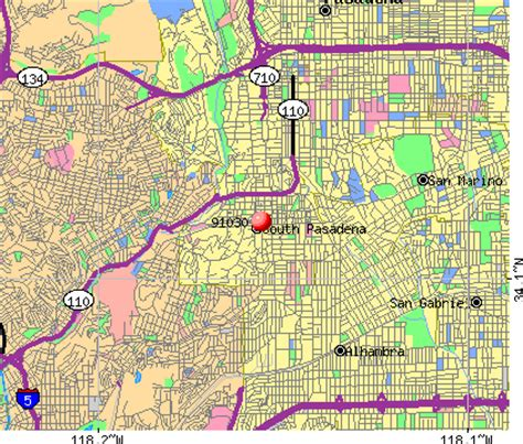 zip code map pasadena ca south pasadena zip code map zip code map