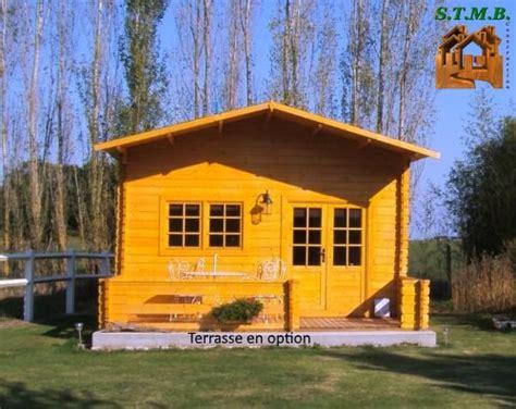 chalet bois habitable sans permis construire 671 kit chalet bois sans permis de construire 20 m2 avec mezzanine