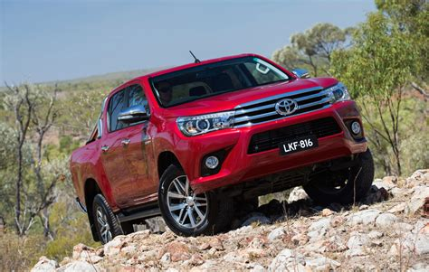 toyota hilux 2017 toyota hilux trd pack now on sale in australia