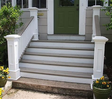 stairs  front entrance exterior stairs front porch
