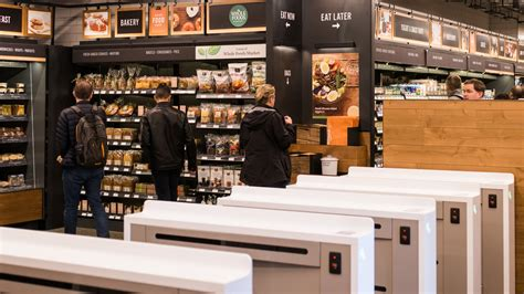 amazon go inside amazon go a store of the future the new york times